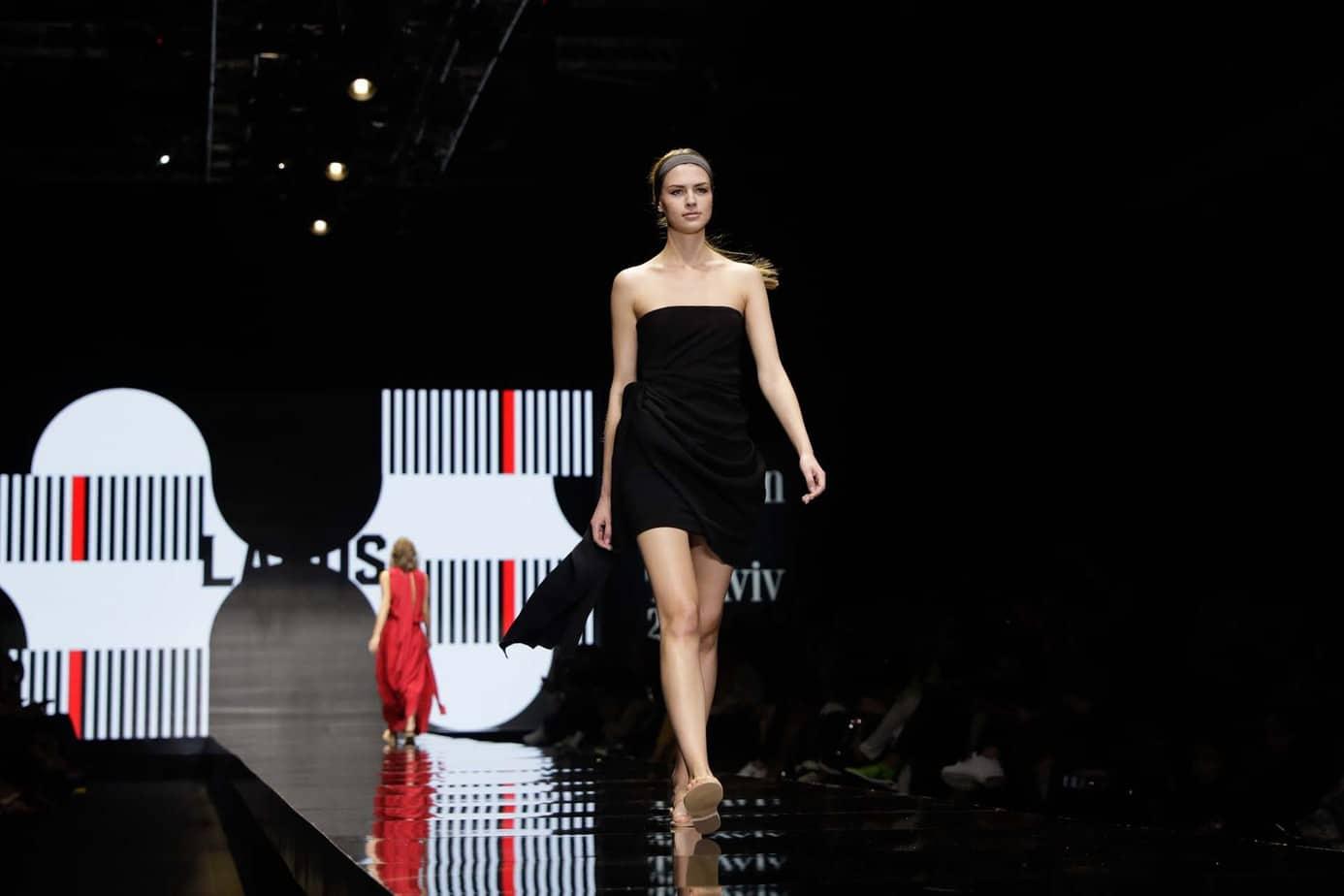 קולקציה עידן לרוס, תצוגת אופנה עידן לרוס שבוע האופנה תל אביב 2019, צילום עומר קפלן - 7