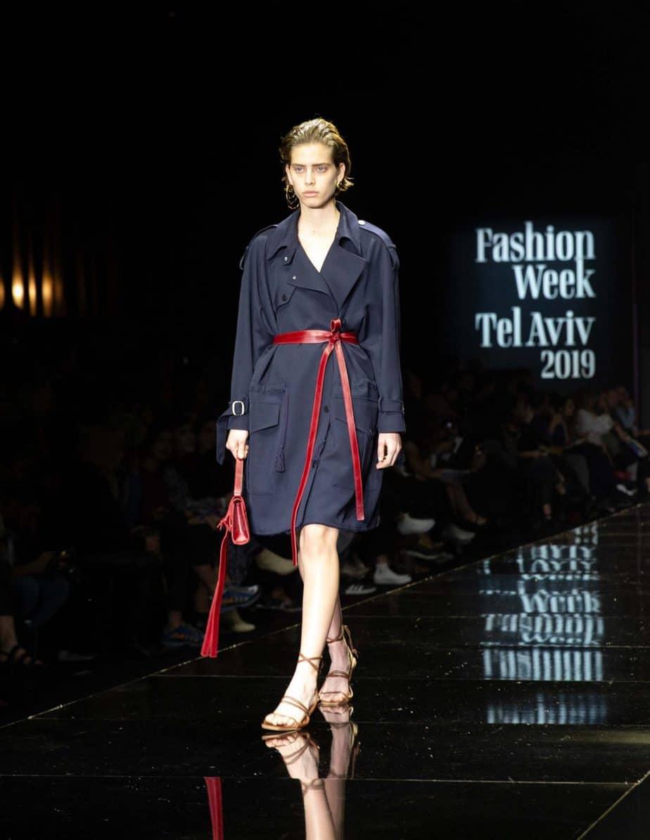 קום איל פו. שבוע האופנה תל אביב 2019. צילום שגב אורלב - 1