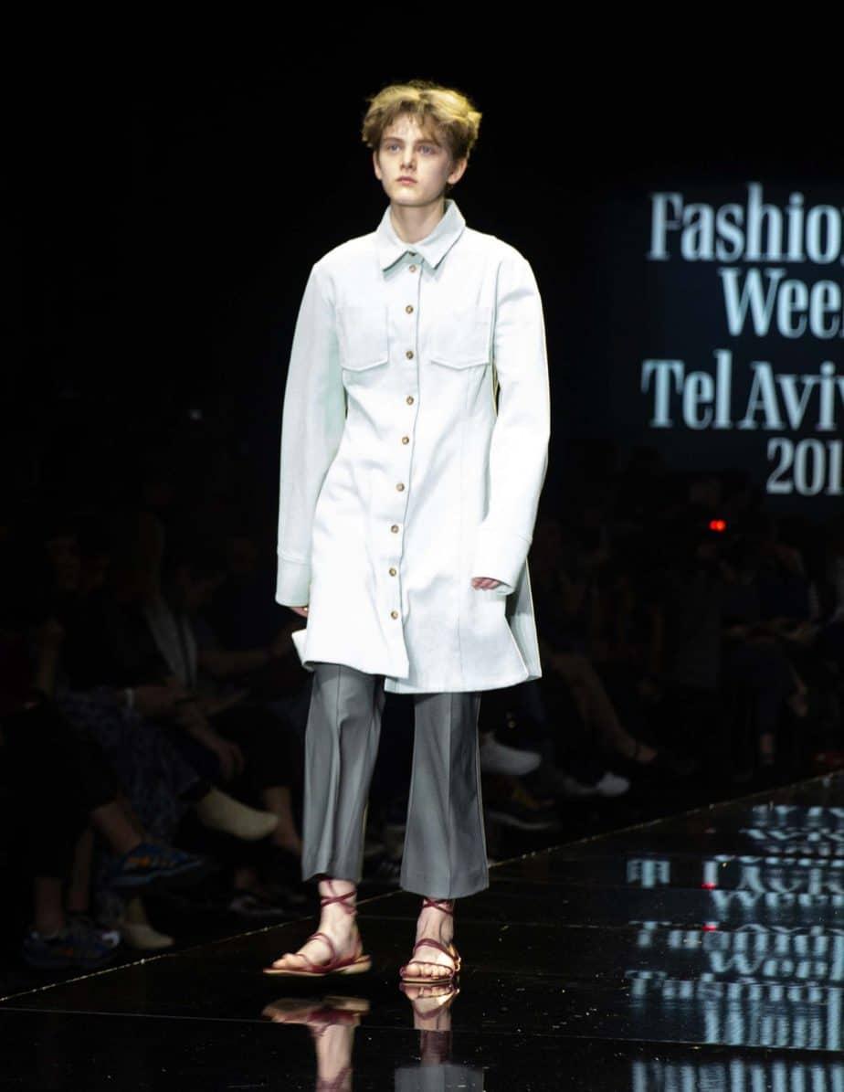 קום איל פו. שבוע האופנה תל אביב 2019. צילום שגב אורלב - 10