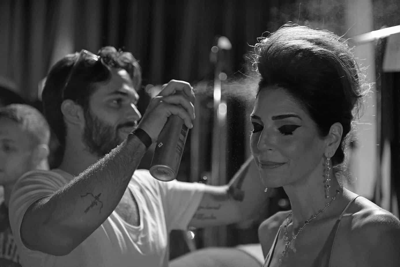 רוח נשית. שבוע האופנה תל אביב 2019. צילום סרג'ו סטרודובצב - 11
