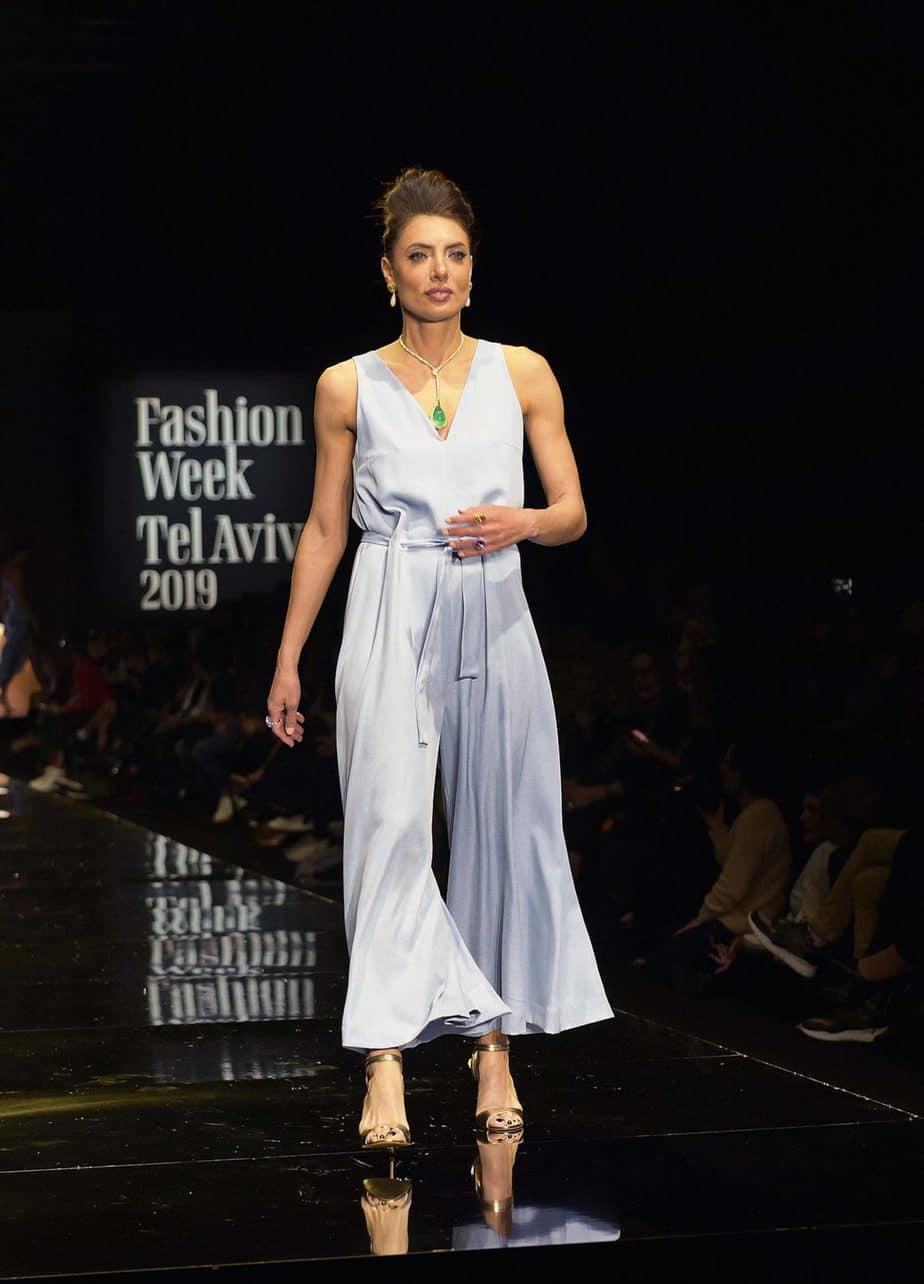 רוח נשית. שבוע האופנה תל אביב 2019. צילום סרג'ו סטרודובצב - 101
