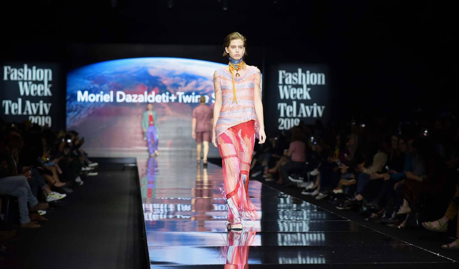 שורש. שבוע האופנה תל אביב 2019, צילום סרגו סטרודובצב - 10