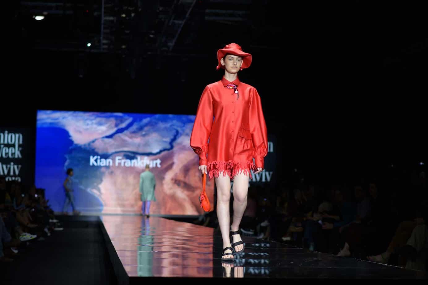 שורש. שבוע האופנה תל אביב 2019, צילום סרגו סטרודובצב - 11