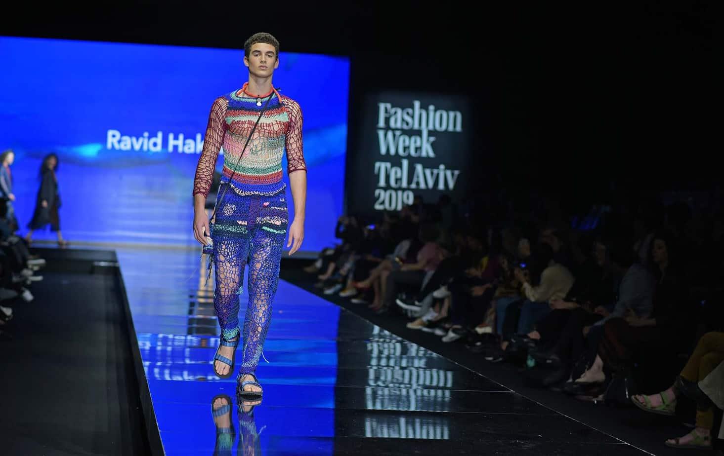 שורש. שבוע האופנה תל אביב 2019, צילום סרגו סטרודובצב - 13