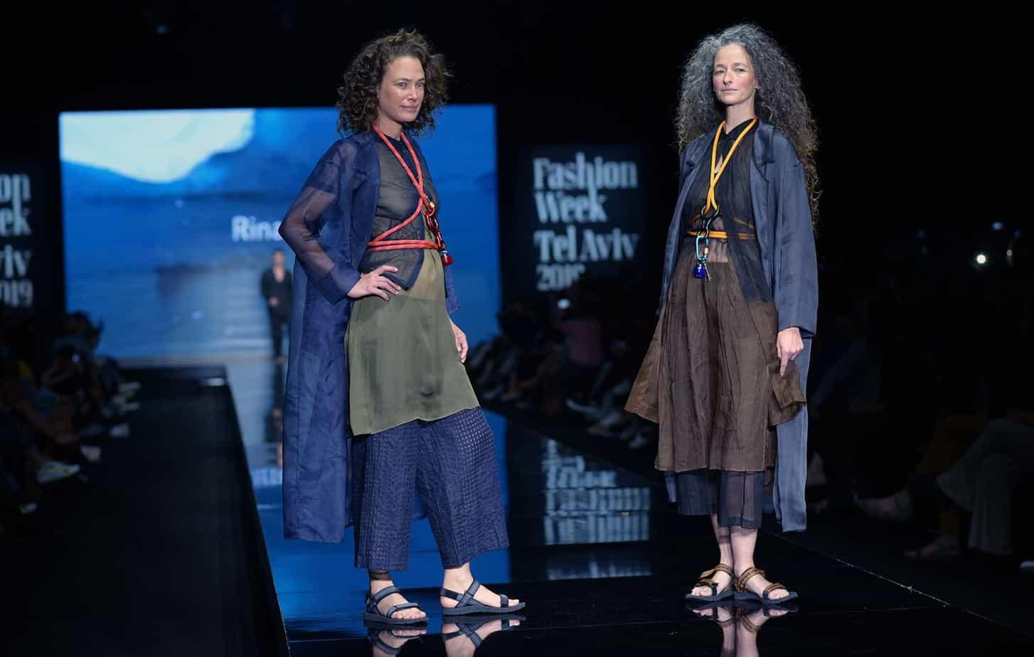 שורש. שבוע האופנה תל אביב 2019, צילום סרגו סטרודובצב - 14