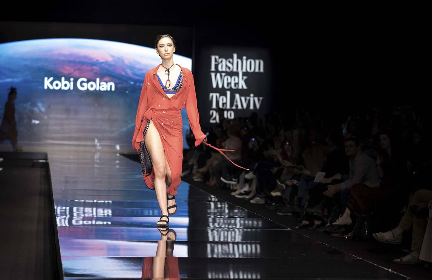 שורש. שבוע האופנה תל אביב 2019, צילום סרגו סטרודובצב - 8