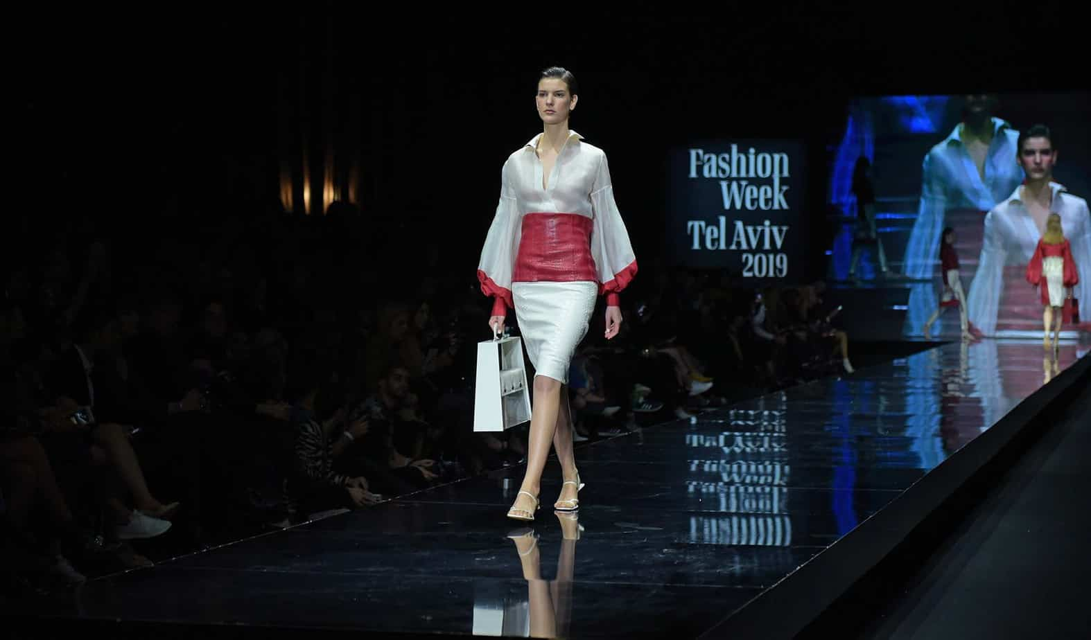 שי שלום. שבוע האופנה תל אביב 2019. צילום סרג'ו סטרודובצב - 10