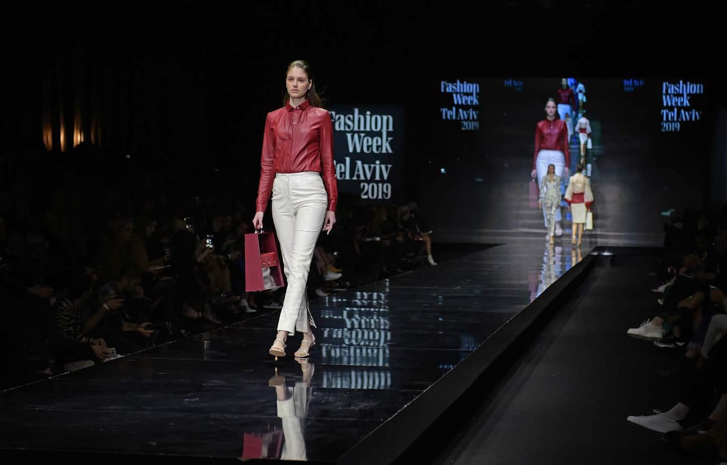 שי שלום. שבוע האופנה תל אביב 2019. צילום סרג'ו סטרודובצב - 11