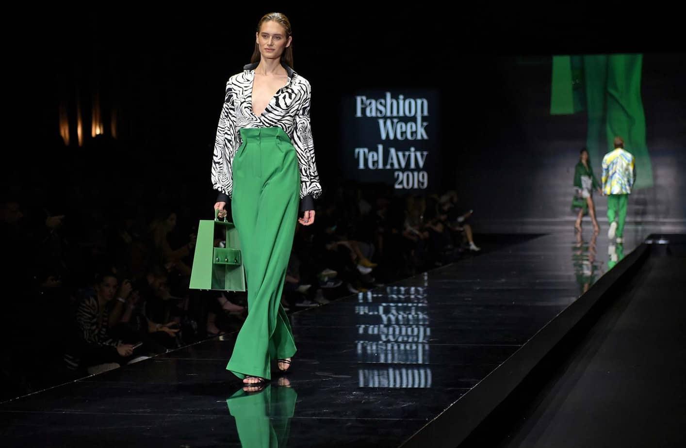 שי שלום. שבוע האופנה תל אביב 2019. צילום סרג'ו סטרודובצב - 7