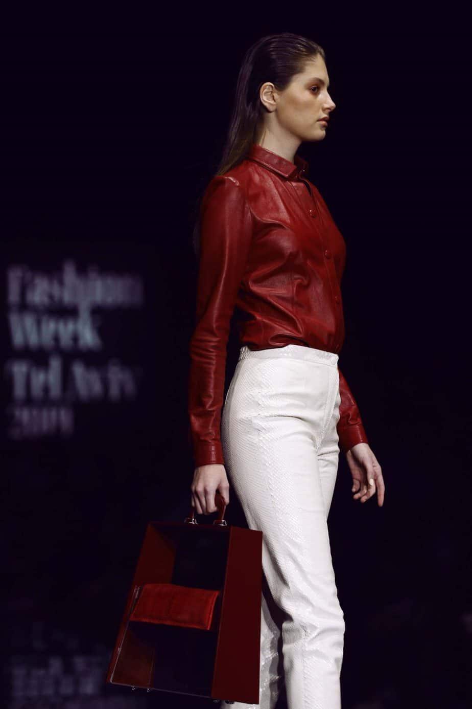 שי שלום. שבוע האופנה תל אביב 2019. צילום עומר רביבי - 13