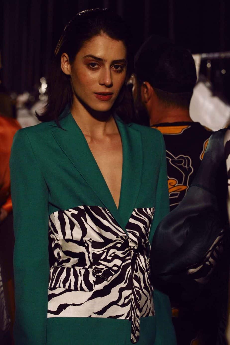 שי שלום. שבוע האופנה תל אביב 2019. צילום עומר רביבי - 8