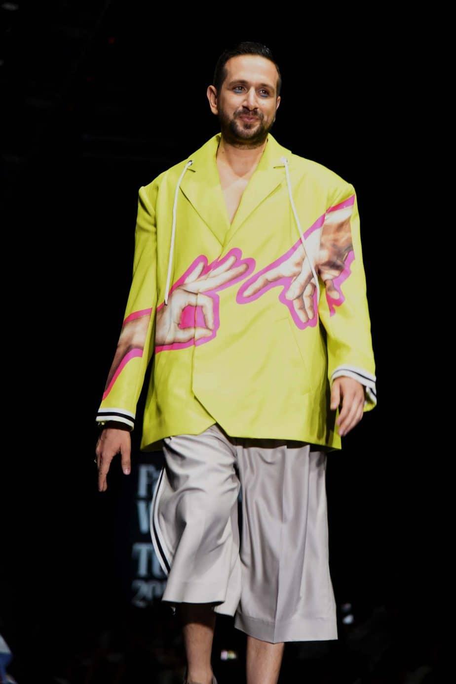 שנקר. שבוע האופנה תל אביב 2019. צילום לימור יערי - 8