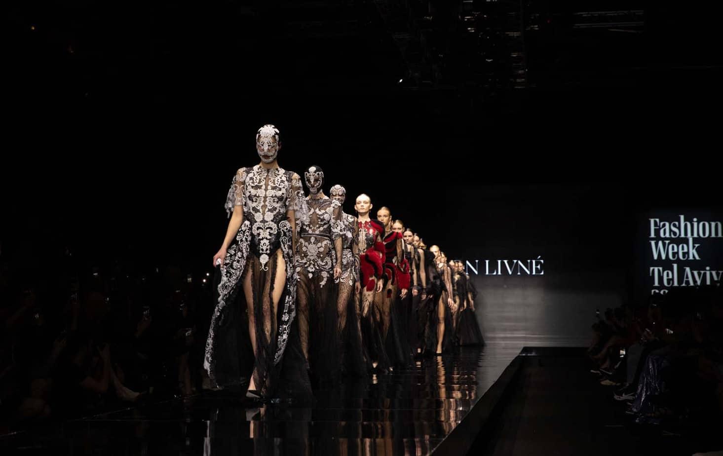 אלון ליבנה. שבוע האופנה תל אביב 2019. צילום עומר קפלן - 10