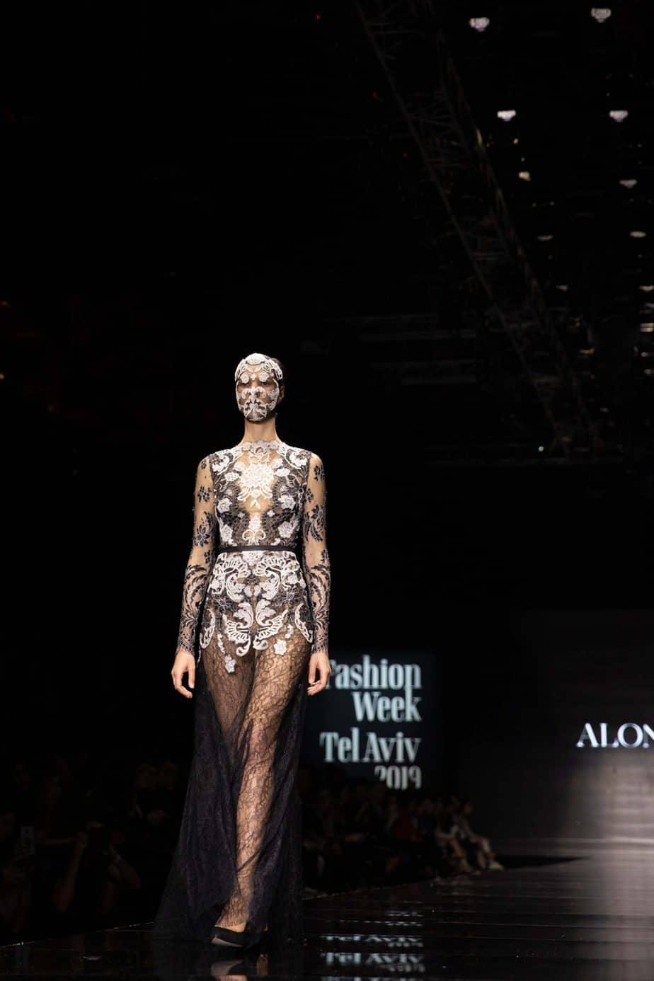 אלון ליבנה. שבוע האופנה תל אביב 2019. צילום עומר קפלן - 2