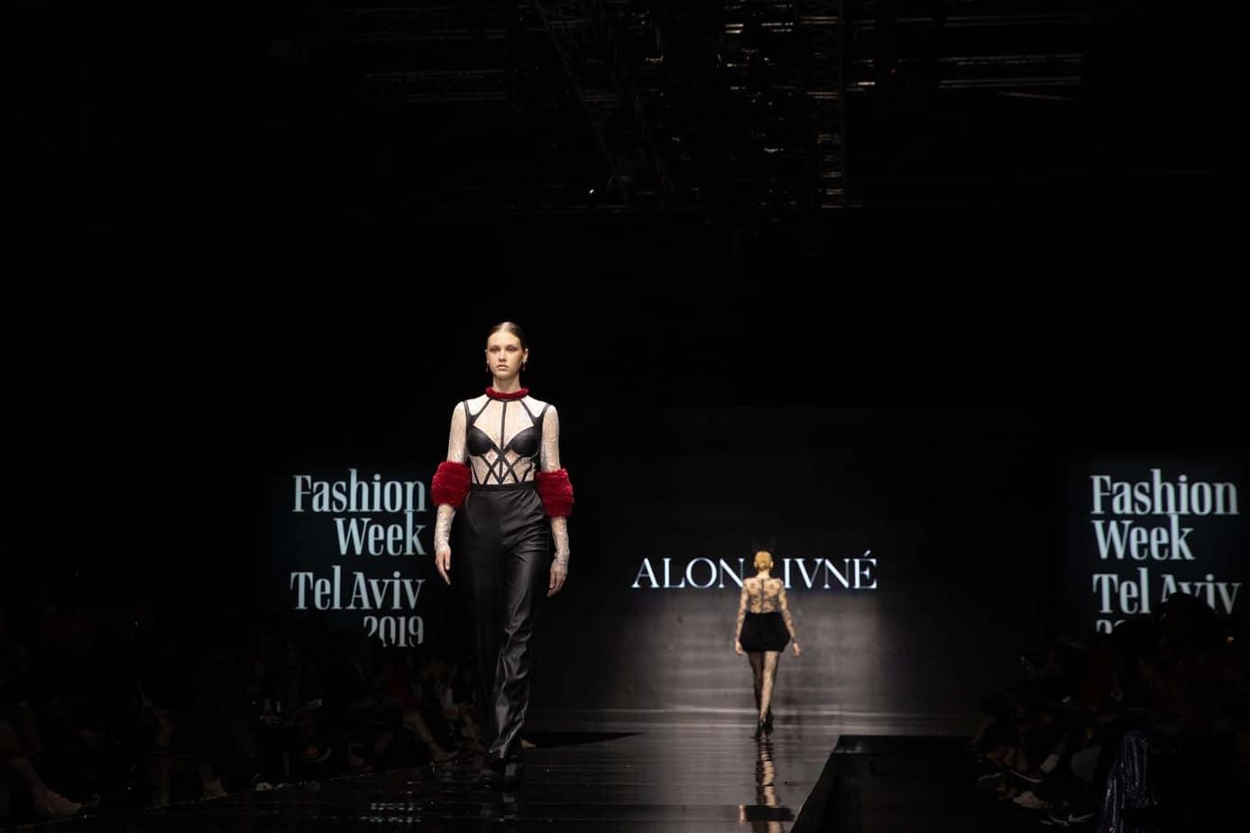 אלון ליבנה. שבוע האופנה תל אביב 2019. צילום עומר קפלן - 3