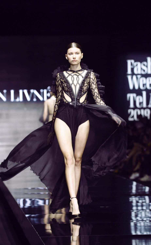 אלון ליבנה. שבוע האופנה תל אביב 2019. צילום עומר רביבי - 13