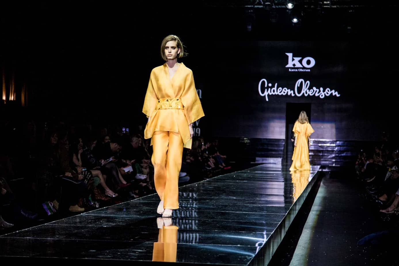 גדעון אוברזון, שבוע האופנה תל אביב 2019, צילום אלכס פרגמנט - 6