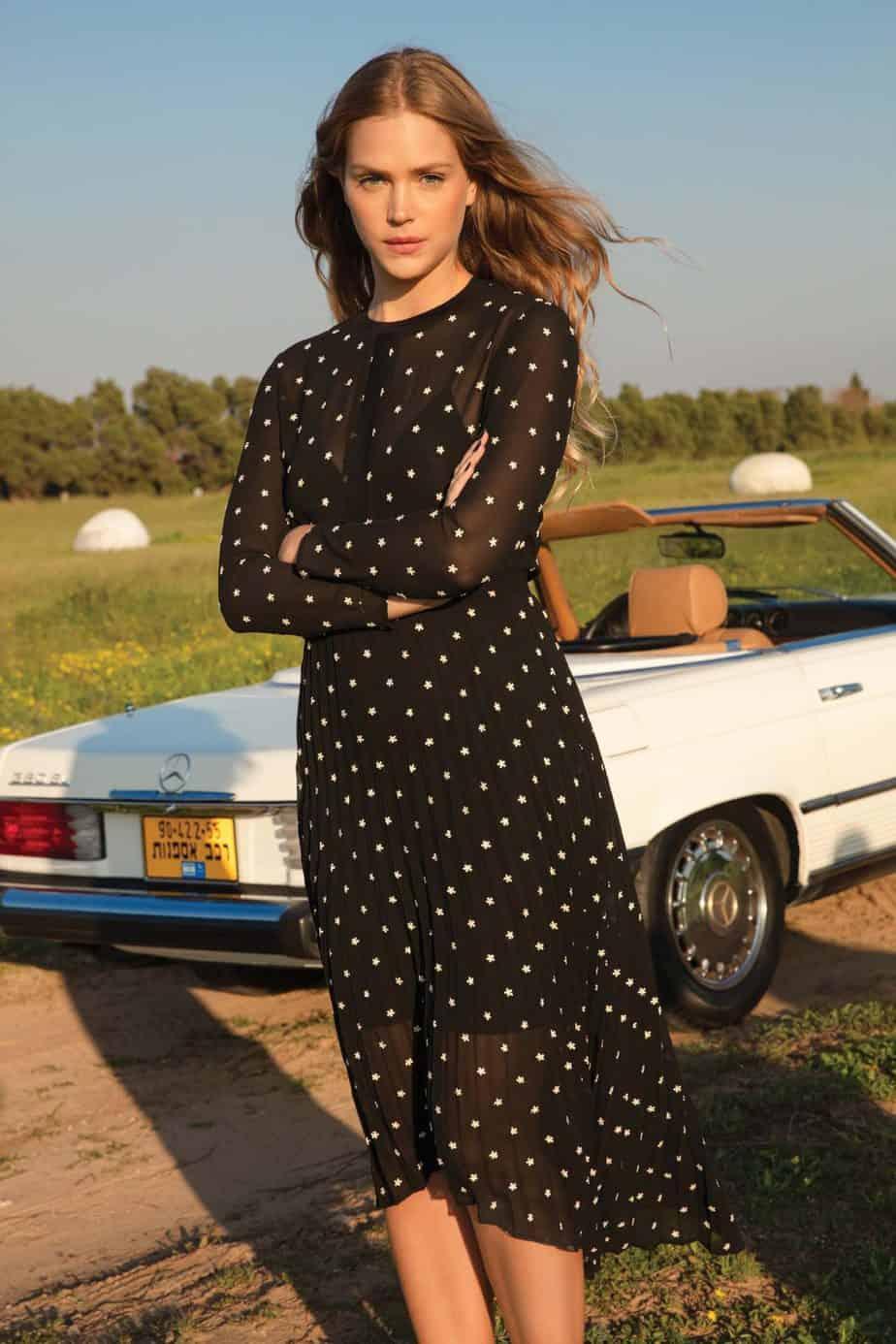 אסתי גינזבורג, גולברי שמלה 449.90 שח צילום יניב אדרי (4)