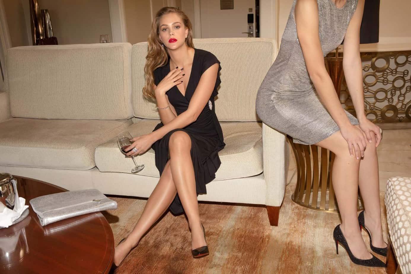 אסתי גינזבורג, גולברי שמלות 349.90 שח צילום יניב אדרי (Custom) (Custom)