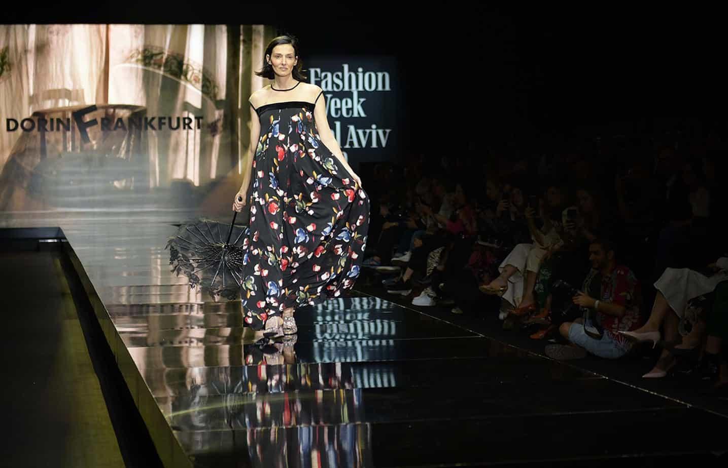 דורין פרנקפורט. שבוע האופנה תל אביב 2019. צילום סרג'ו סטרודובצב - 15