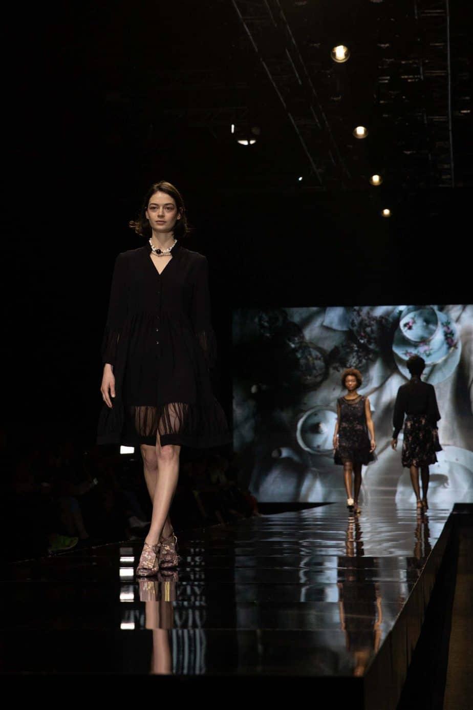 דורין פרקפורט. שבוע האופנה תל אביב 2019. צילום עומר קפלן -17