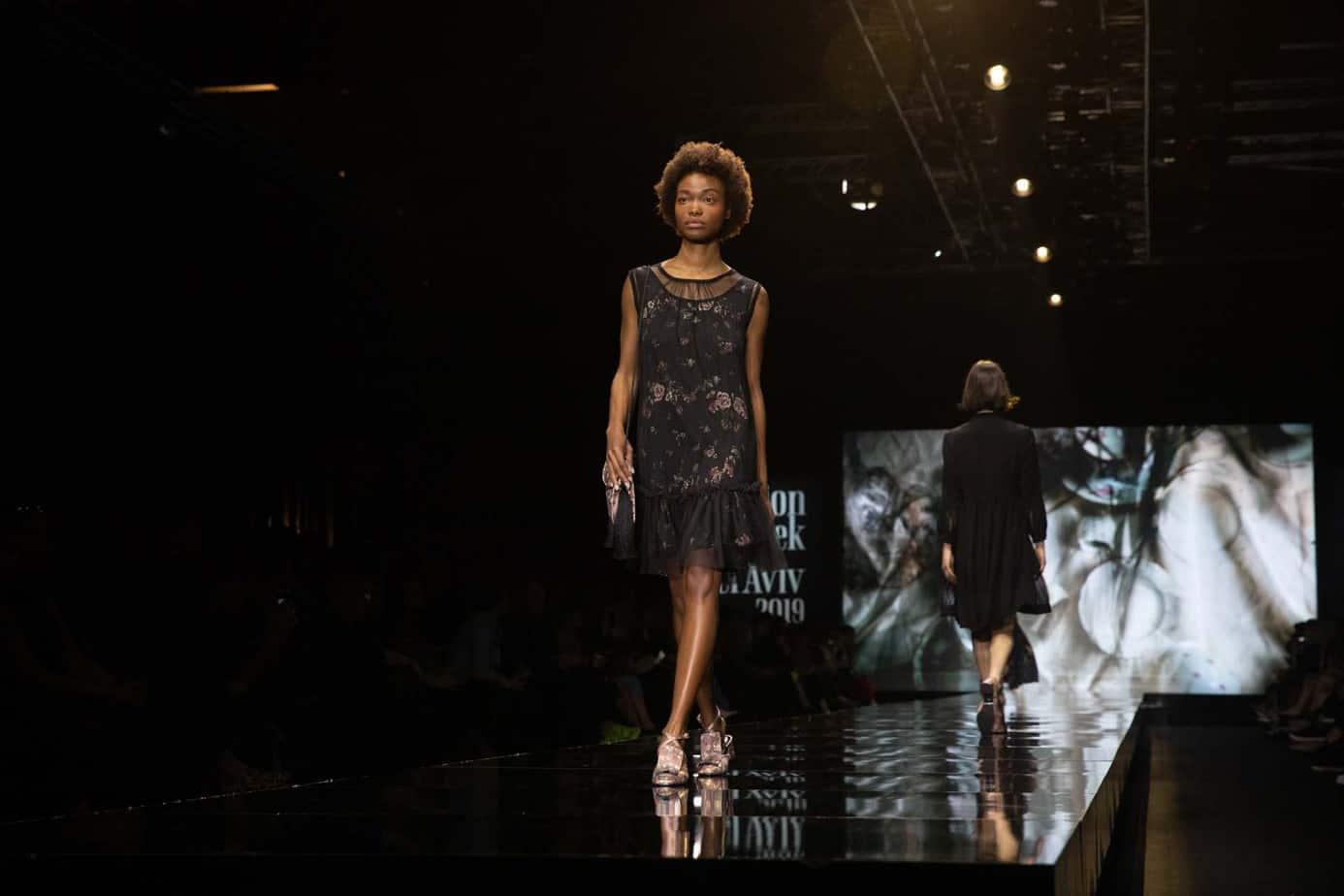 דורין פרקפורט. שבוע האופנה תל אביב 2019. צילום עומר קפלן -18