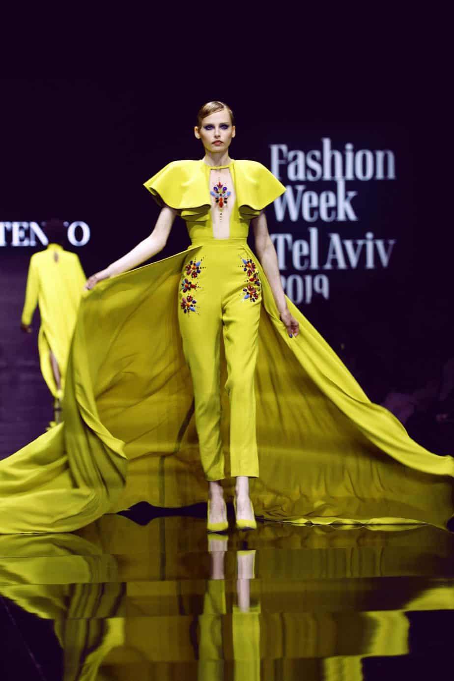 דרור קונטנטו. שבוע האופנה תל אביב. צילום עומר רביבי - 6