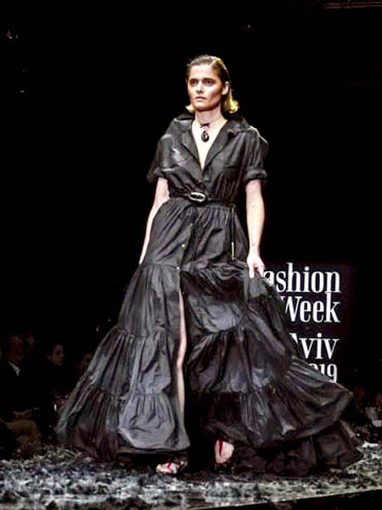 ויוי בלאיש. שבוע האופנה 2019. צילום בן לאון - 164