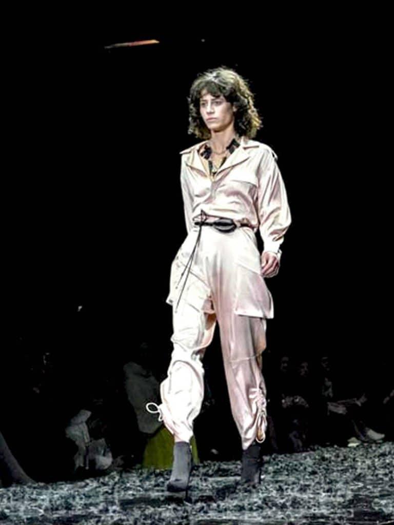 ויוי בלאיש. שבוע האופנה 2019. צילום בן לאון - 199