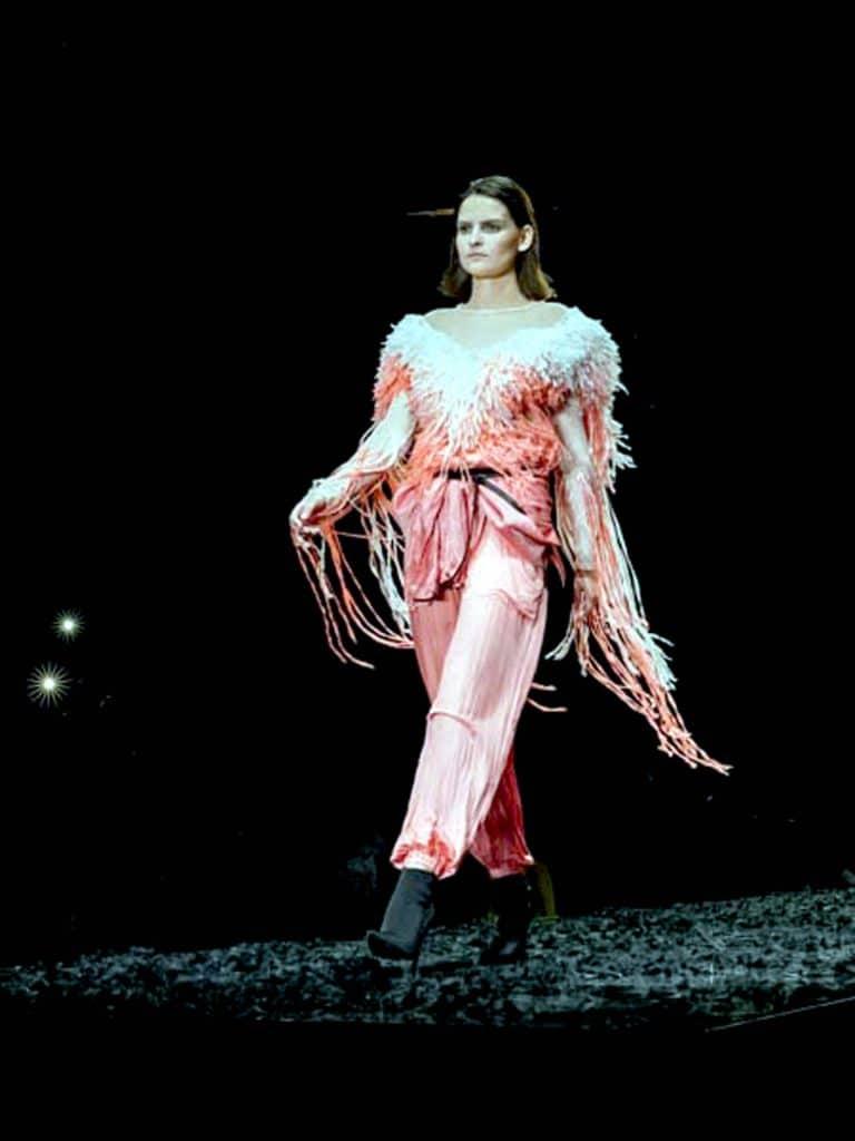 ויוי בלאיש. שבוע האופנה 2019. צילום בן לאון - 1890