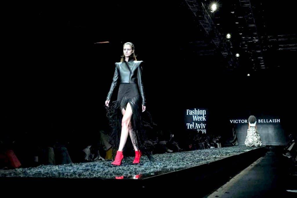 ויוי בלאיש. שבוע האופנה 2019. צילום בן לאון - 097891