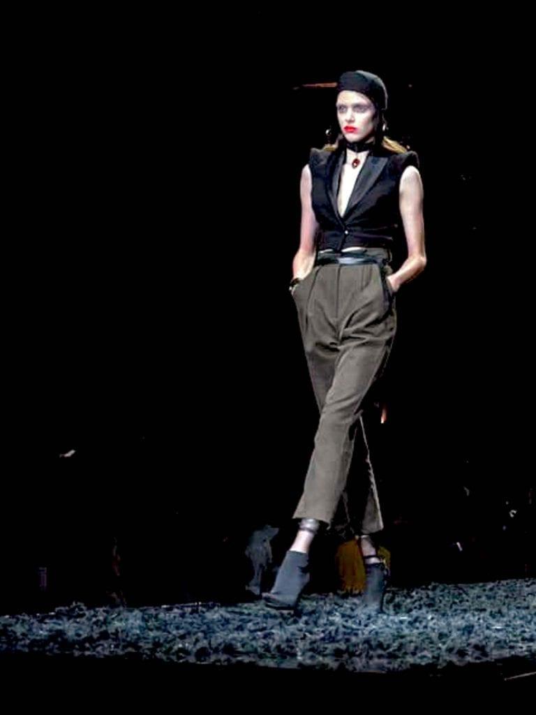 ויוי בלאיש. שבוע האופנה 2019. צילום בן לאון - 1098