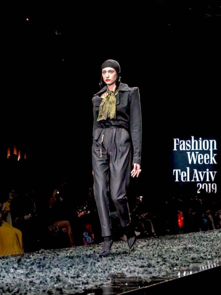 ויוי בלאיש. שבוע האופנה 2019. צילום בן לאון - 1579776
