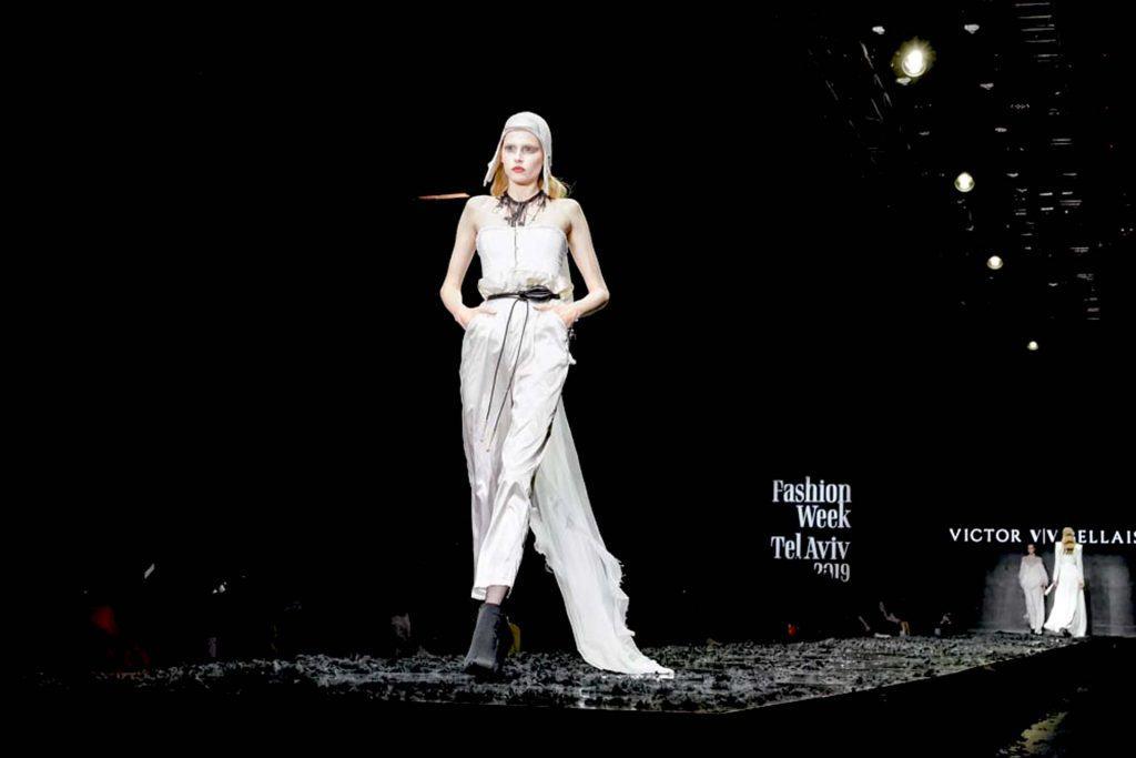 ויוי בלאיש. שבוע האופנה 2019. צילום בן לאון - 17