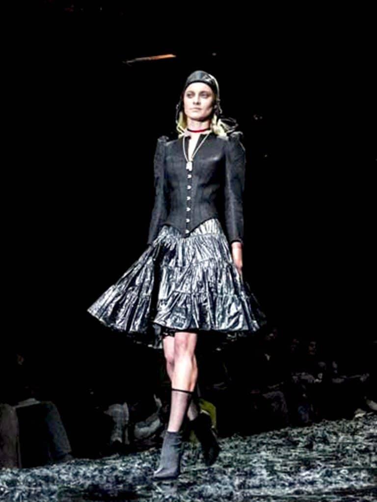 ויוי בלאיש. שבוע האופנה 2019. צילום בן לאון - 133