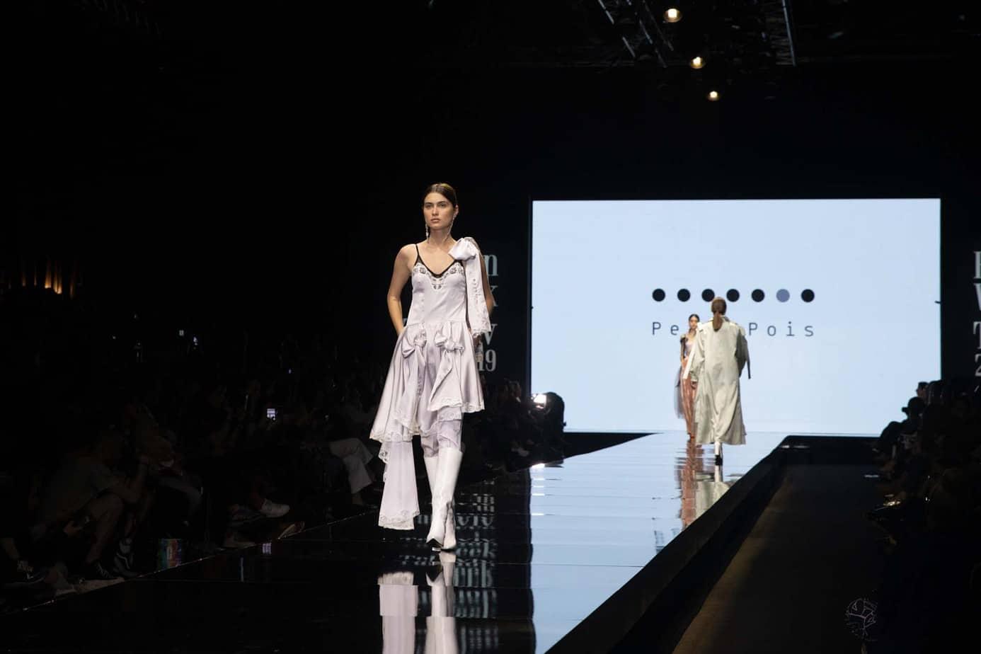 חממת מפעל הפיס. שבוע האופנה תל אביב 2019. צילום עומר קפלן - 11