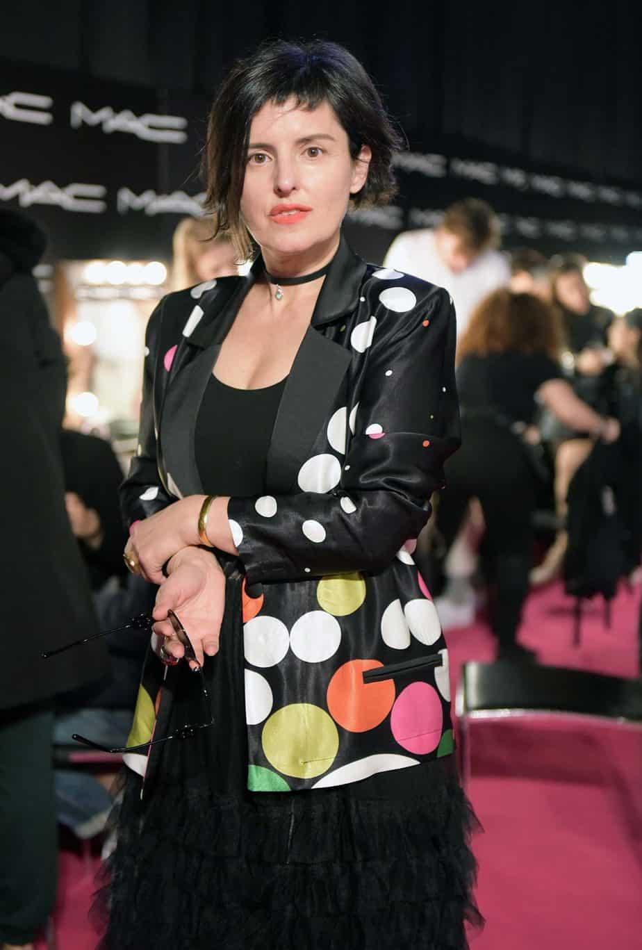 לארה רוסנובסקי, שבוע האופנה תל אביב 2019, צילום סרג'ו סטרודובצב - 2