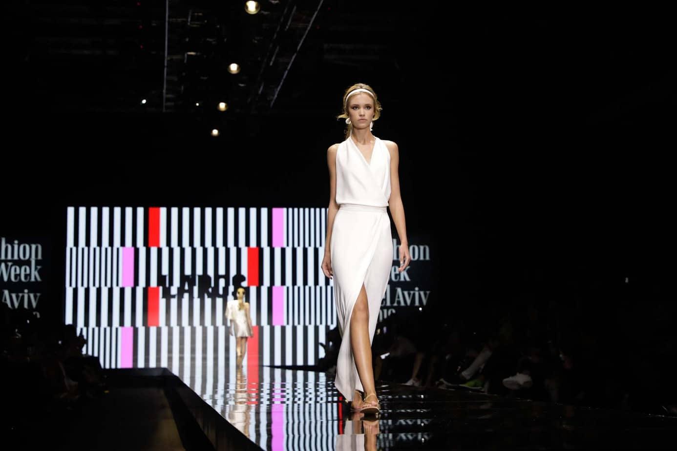 קולקציה עידן לרוס, תצוגת אופנה עידן לרוס שבוע האופנה תל אביב 2019, צילום עומר קפלן - 17