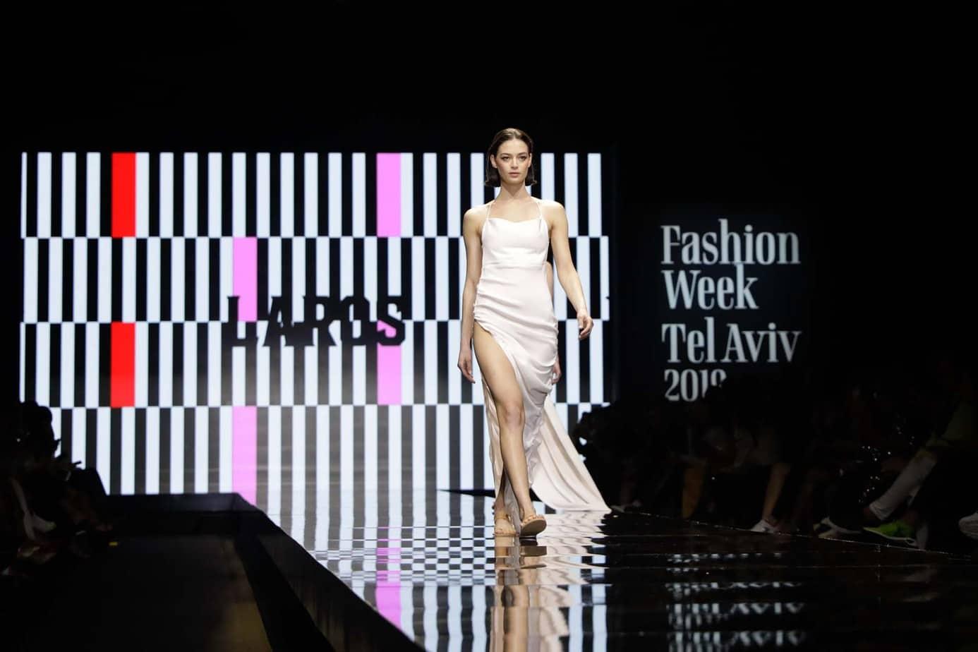 קולקציה עידן לרוס, תצוגת אופנה עידן לרוס שבוע האופנה תל אביב 2019, צילום עומר קפלן - 112