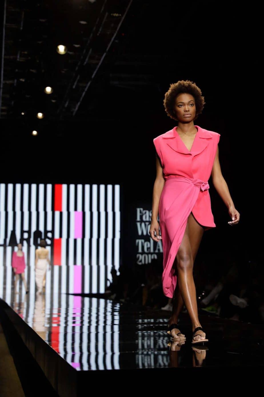 קולקציה עידן לרוס, תצוגת אופנה עידן לרוס שבוע האופנה תל אביב 2019, צילום עומר קפלן - 13