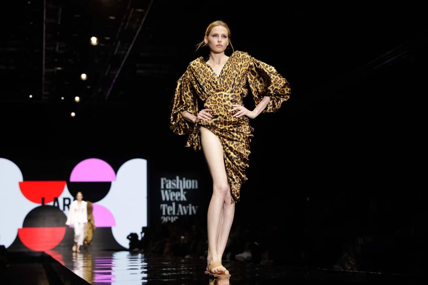 קולקציה עידן לרוס, תצוגת אופנה עידן לרוס שבוע האופנה תל אביב 2019, צילום עומר קפלן - 9