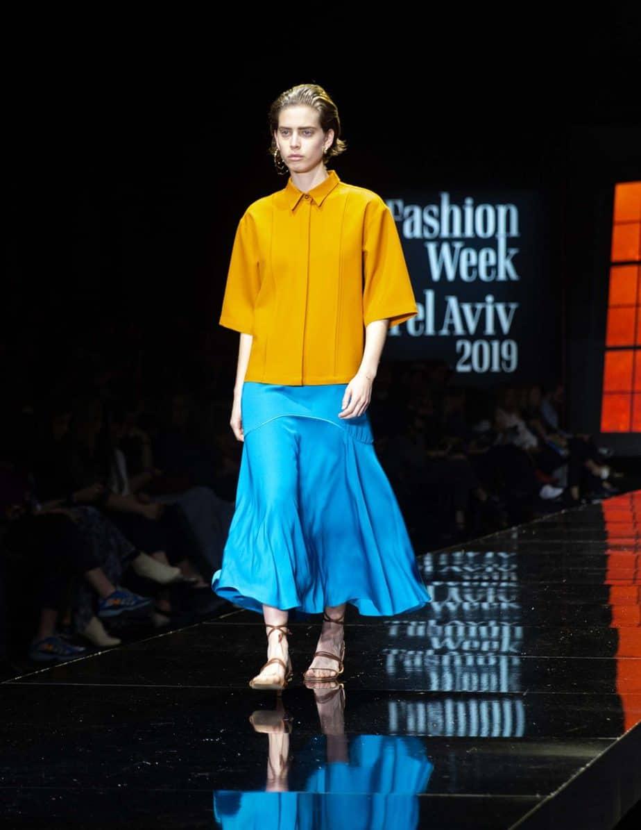 קום איל פו. שבוע האופנה תל אביב 2019. צילום שגב אורלב - 14