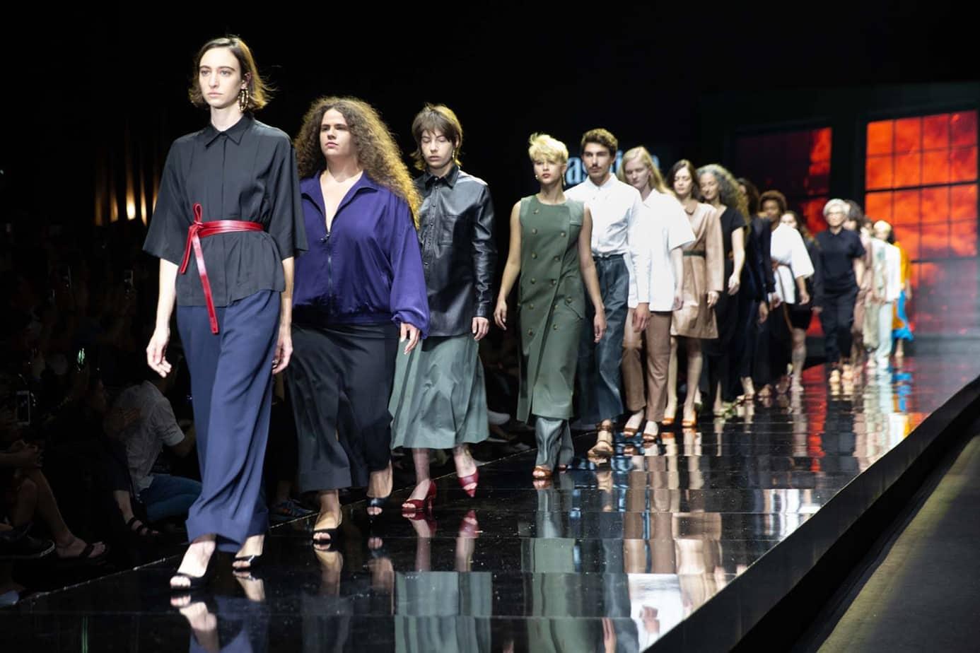 קום איל פו. שבוע האופנה תל אביב 2019. צילום שגב אורלב - 15