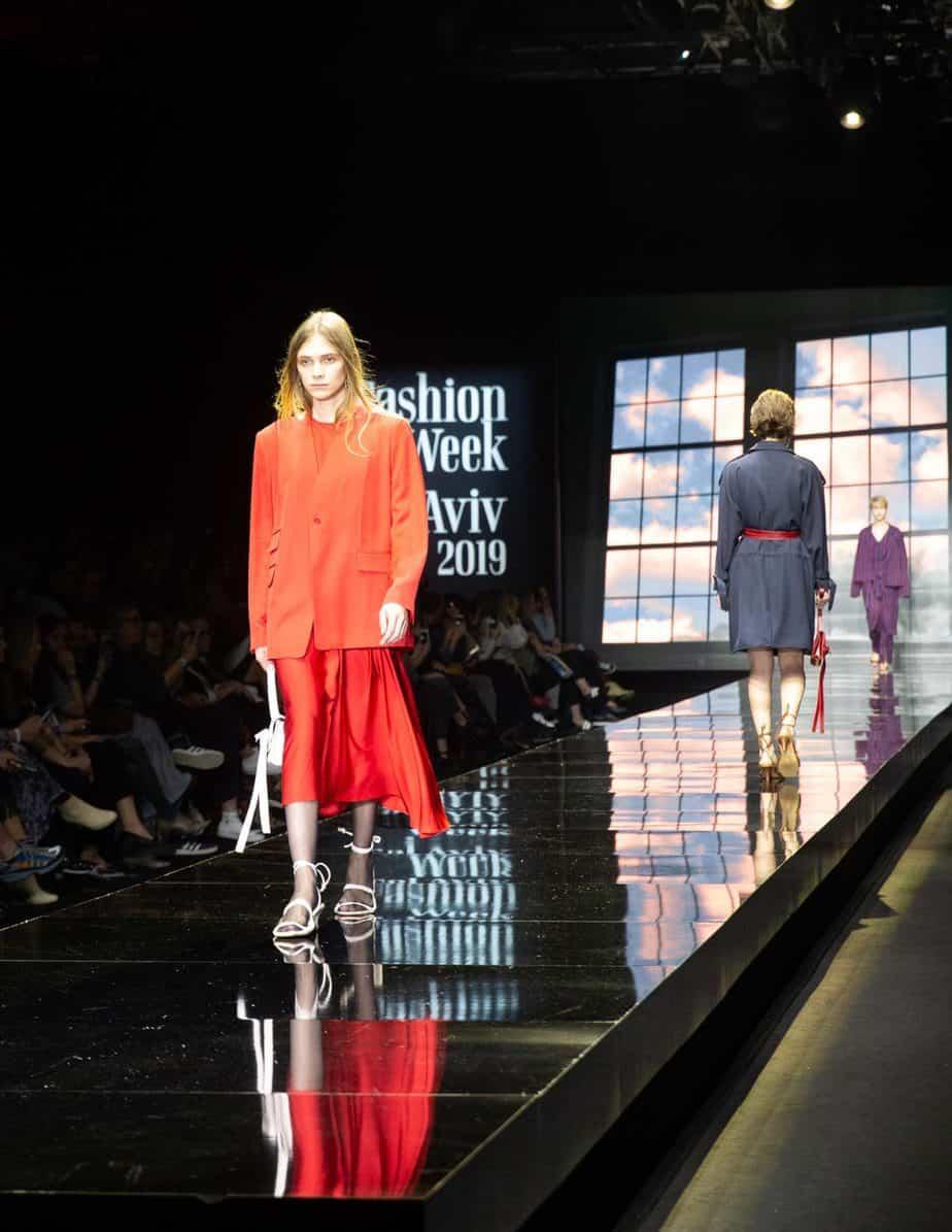 קום איל פו. שבוע האופנה תל אביב 2019. צילום שגב אורלב - 2