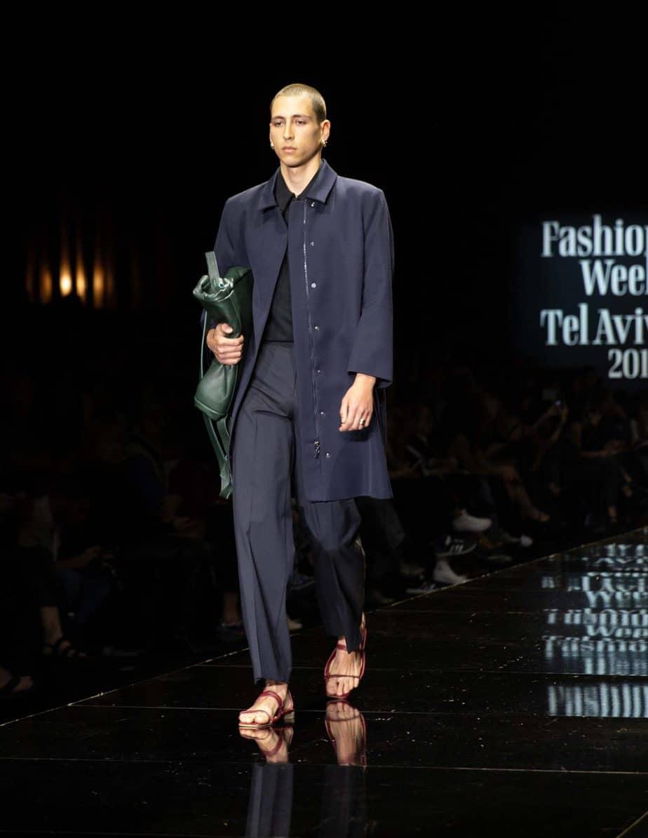 קום איל פו. שבוע האופנה תל אביב 2019. צילום שגב אורלב - 3