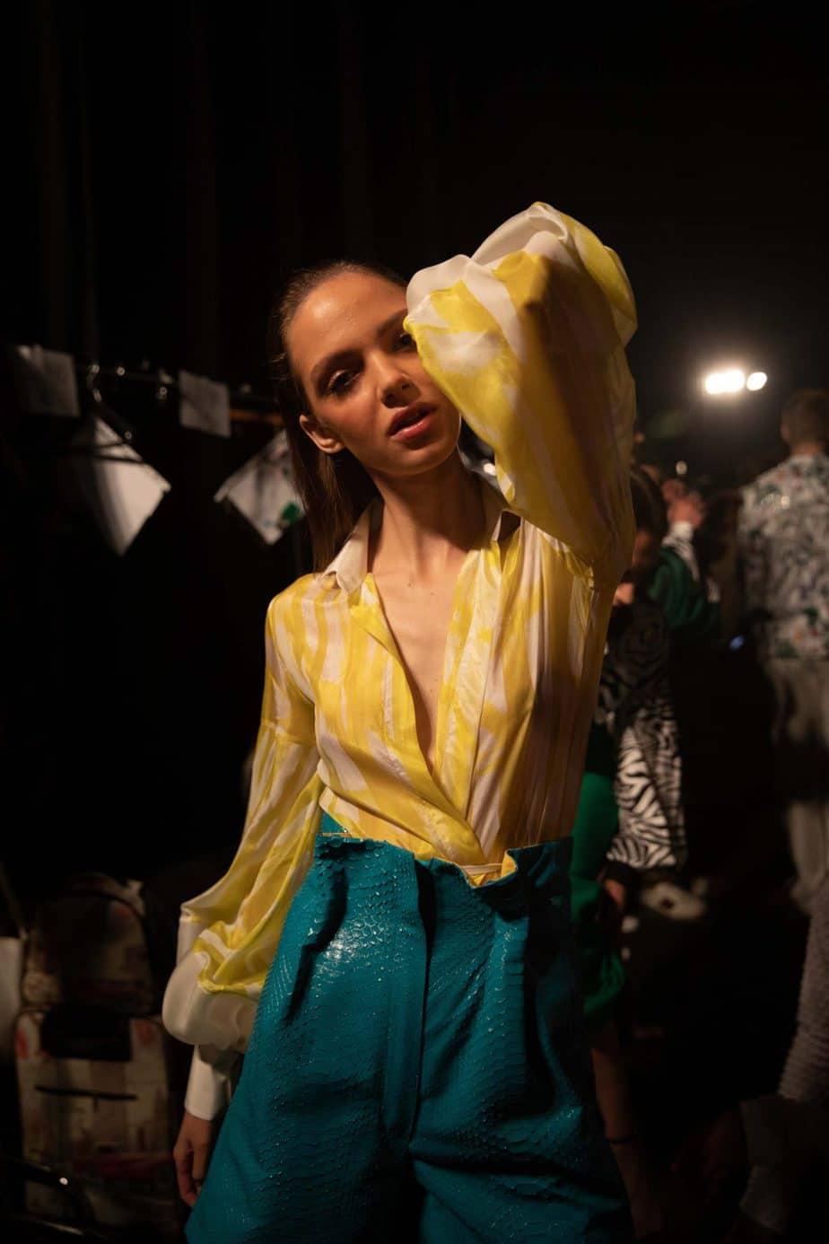 שבוע האופנה תל אביב 2019. צילום עומר קפלן - 6