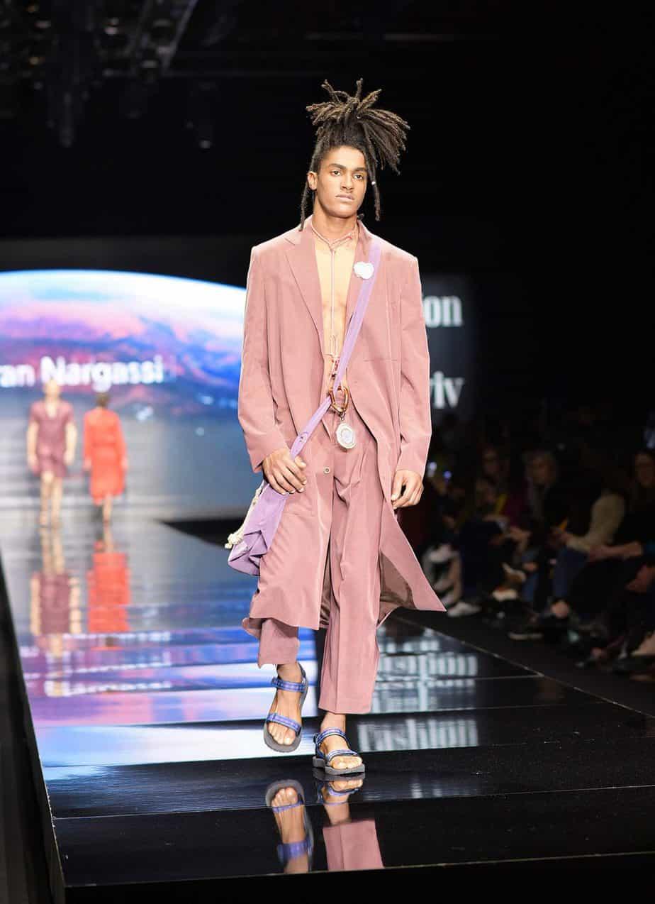 שורש. שבוע האופנה תל אביב 2019, צילום סרגו סטרודובצב - 9
