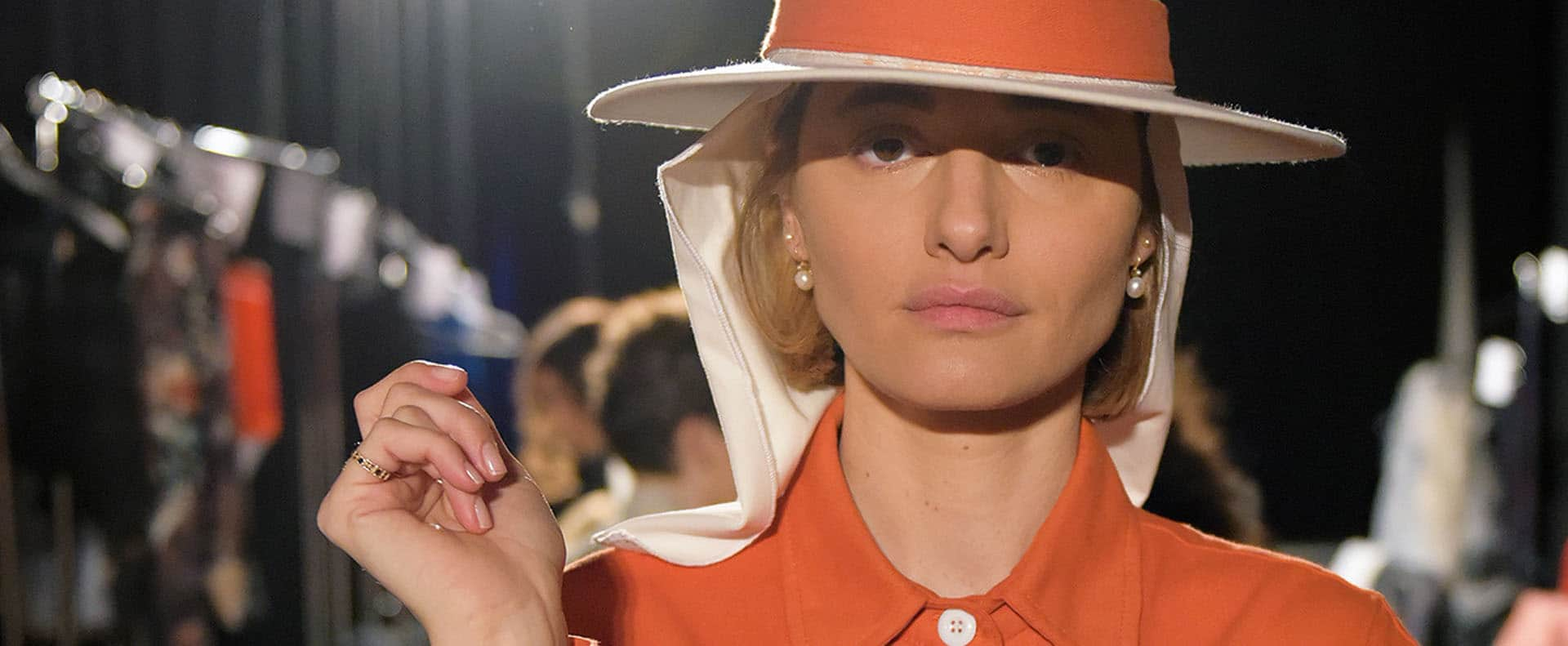 שורש. שבוע האופנה תל אביב 2019, צילום סרגו סטרודובצב