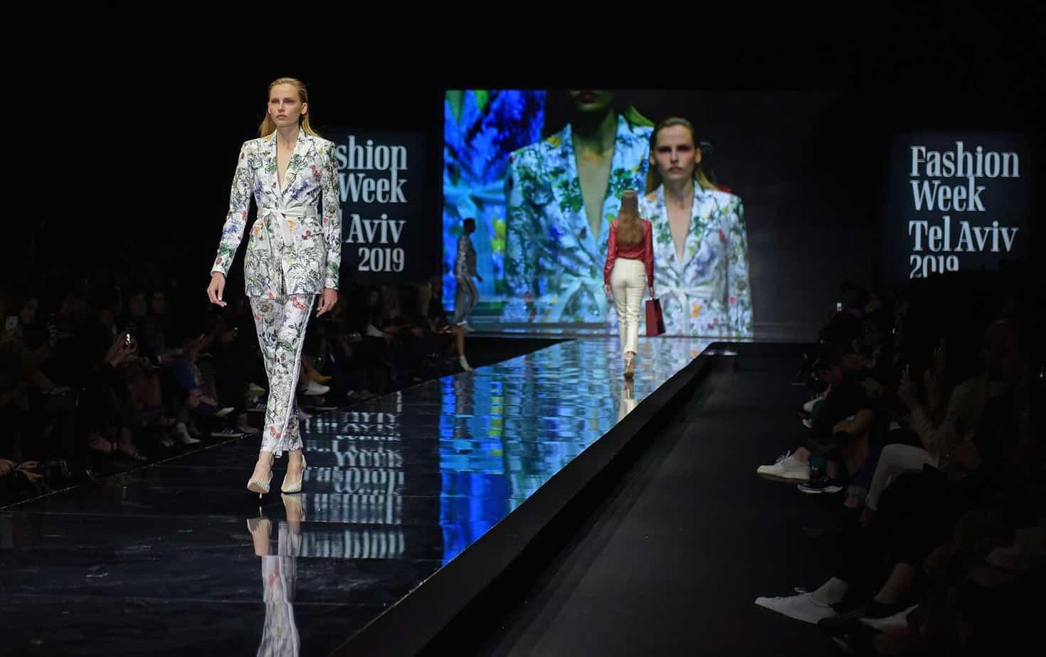 שי שלום. שבוע האופנה תל אביב 2019. צילום סרג'ו סטרודובצב - 12