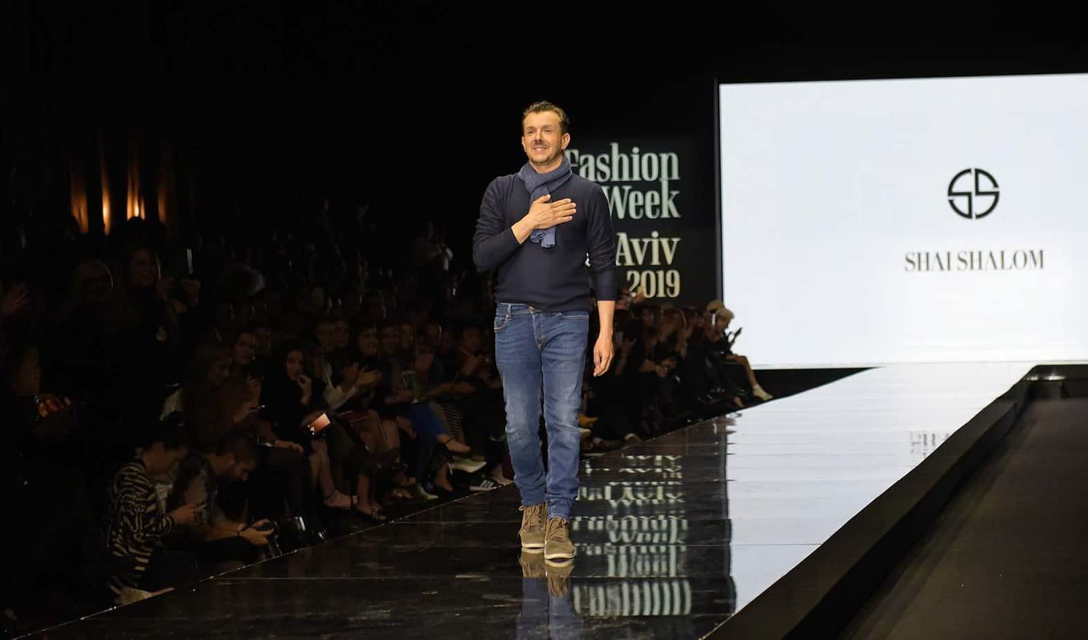 שי שלום. שבוע האופנה תל אביב 2019. צילום סרג'ו סטרודובצב - 15